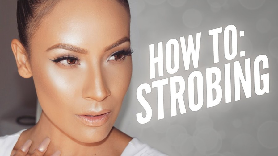 Bye, bye CONTOURING- welcome STROBING !!!