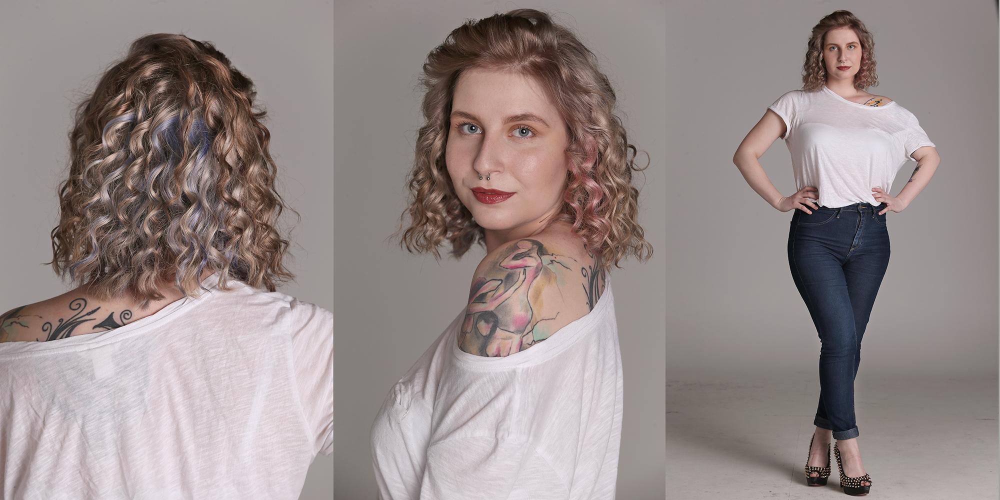 HAIR: ANGIE, MODEL: MAŤKA, PHOTO: LSZ PHOTOGRAPHY
